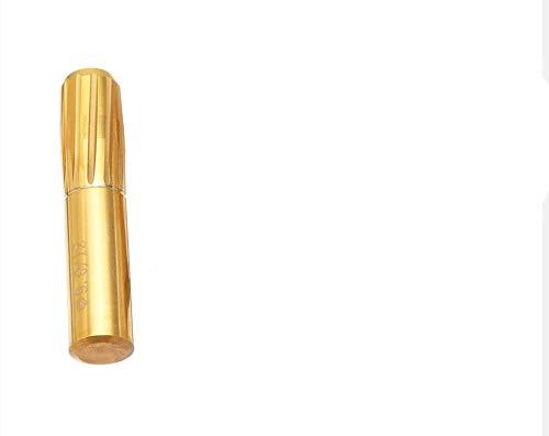 NO LOGO K-Fang, 12 Flöten Drall Knopf Reibahle 5.5mm 5.6mm 6.35mm 9.0mm Hard Alloy Kammer Helical Räumwerkzeugs Werkzeugmaschinen Zubehör (Größe : 5.6mm)