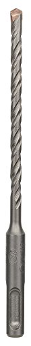 Bosch Professional 2608831008' SDS Plus-3' Hammer Drill Bit, Grey, 6 x 100 x 160 mm