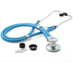 McKesson Sprague Stethoscope, Royal Blue Tube, 22 inch 641NBMM, 1 Ct
