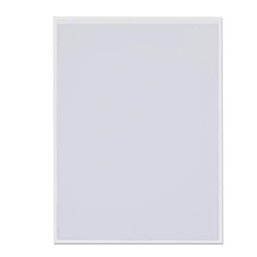 Rechtecktaschen Klarsichttaschen 100 Stück - selbstklebend transparent ablösbar 220x306mm BxH für A4