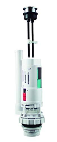 DESCARGADOR Cisterna DE Doble PULSADOR Universal/ECONOMIZADOR DE Agua