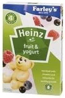 heinz fruit and yogurt cereal