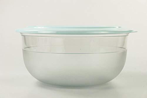 Tupperware Tafelperle 6,0L himmelblau OHNE Rand Maxi Servieren Schale Classic