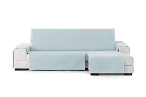 Eysa Levante Funda de sofá, Algodón, Agua Marina, 290 CM. Derecha