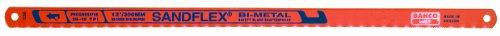 BAHCO IR3818-300-PROG-100 HOJA DE SIERRA SANDFLEX, 100 Pack