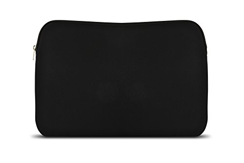 """Ematic 10"""" Zippered Tablet Sleeve (EFS102)"""