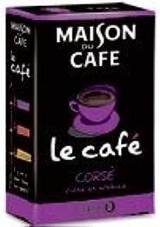 maison du cafà Maison du Cafe le Cafà Corsà Moulu (Force 8) 225g