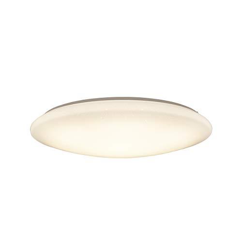 QAZQA Modern LED Deckenleuchte/Deckenlampe/Lampe/Leuchte 80 cm Sterneffekt mit Fernbedienung - Extrema Dimmer/Dimmbar/Innenbeleuchtung/Wohnzimmerlampe/Schlafzimmer/Küche Kunststoff/St