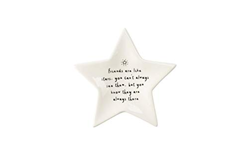 Sent & Meant Star Ring Dish | from CGB Giftware's Sent & Meant Range | Jewellery Dish | Ring Dish | Keepsakes | Special Things | GB04136