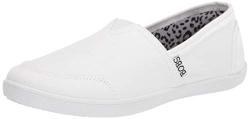 Skechers womens Bobs B Cute Sneaker, White, 9 US