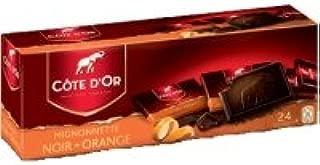 Cote D'Or Cote Dâ€Or Mignonnettes Chocolat Noir Orange (x24) 240g