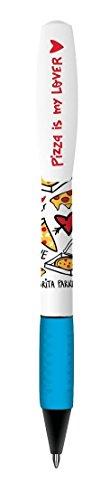 Pedrita Parker Pizza Is My Lover - Bolígrafo