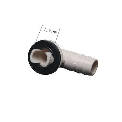 Jxjamp Accesorios de Aire Acondicionado Piezas de Salida de Junta de Drenaje de máquina Externa, adecuadas para Panasonic Midea TCL (Color : 2)