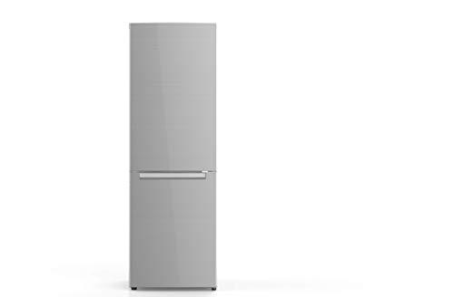 Akai AKFR300S frigorifero con congelatore Libera installazione Argento 300 L A+