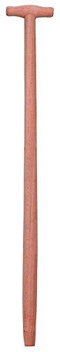 Connex Spatenstiel Esche 900 mm doppelt gebogen / Holzstiel / Ersatzstiel / Eschenstiel / Schaufelstiel / Garten / FLOR38550