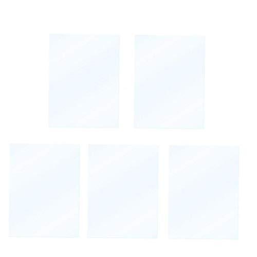 FEP Film Sheet Replacement Release Films 280x200x0.15mm for UV DLP LCD SLA Resin 3D Printers 5PCS