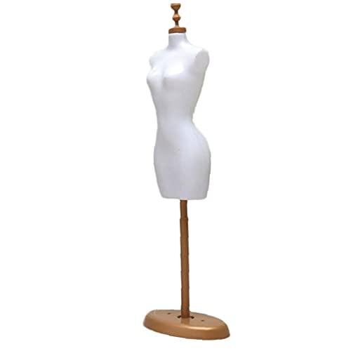 Froiny Maniquin Ropa de Vestir Soporte Soporte Pantalla Mantenga Mantenga Dress Vestido Soporte de Soporte Vertical Accesorios