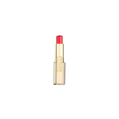 L'OREAL - Rouge à lèvres - ROUGE CARESSE - 401_REBEL RED