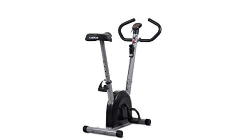 Bicicleta ergométrica 3015, kikos, cinza