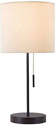 XFXDBT Lámpara de mesita de Noche Lámpara LED de cabecera Lámpara de Mesa de Seda cálida y romántica.