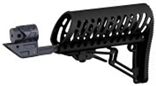 Tippmann TMC Gas Through Stock Kit - Black