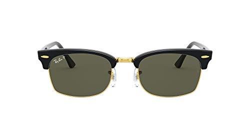 Ray-Ban 0RB3916 Gafas, Black, 52 Unisex