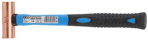 BGS 890 | Kupferhammer | Fiberglasstiel | Ø 27 mm | 454 g (1 lb) - Kopf