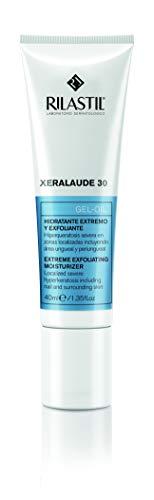 Rilastil Xeralaude 30 - Gel Oil Hidratante, Emoliente, Exfoliante y Queratorregulador para Zonas Localizadas - 40 ml