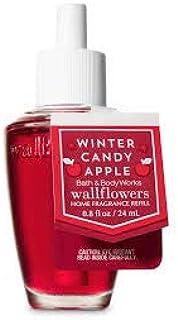 【Bath&Body Works/バス&ボディワークス】 ルームフレグランス 詰替えリフィル ウィンターキャンディアップル Wallflowers Home Fragrance Refill Winter Candy Apple [並行輸入品]