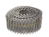NailPro 2 Inch by 0.093 - 15 Degree Wire Coil - Stainless Steel - Ring Shank Siding Nail 3600 pc. / CTN by Nail Pro