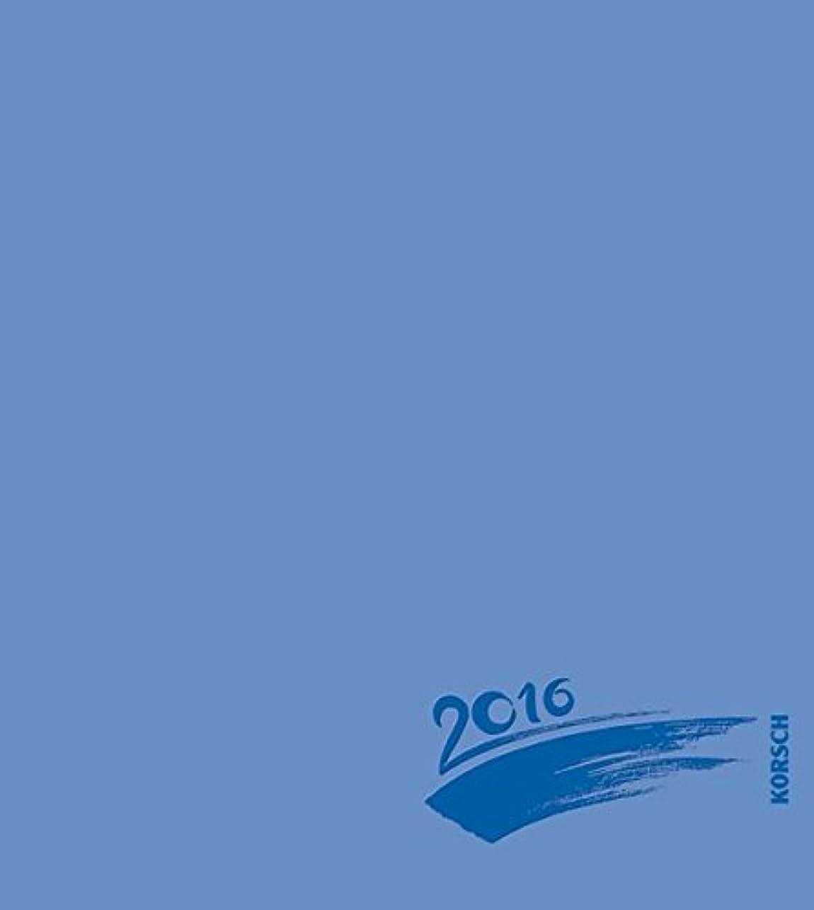 チャンピオンうめき声送るFoto-Malen-Basteln blau mit Folienpraegung 2016 (24 x 21,5 cm): Kalender zum Selbstgestalten