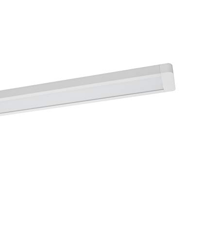 LEDVANCE LED Büro-Lichtleiste, Leuchte für Innenanwendungen, Kaltweiß, Länge: 120 cm, LED Office Line