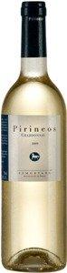 Pirineos Chardonnay 2009 (Weißwein aus Spanien, DO Somontano) Chardonnay