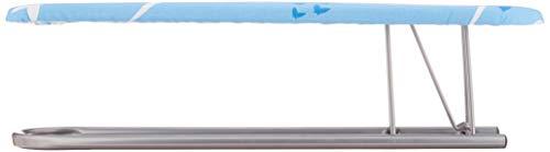 Vileda 110497 Viva Selection Ärmelbügelbrett – extrem stabil – schmal geschnitten zum optimalen Bügeln von Ärmeln – 53x130cm groß - 2