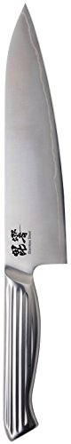 """Pearl Metal """"HIKYO"""" All Stainless Professional Kitchen Knife-Japan Import (12.1 inch-Chef Knife)"""