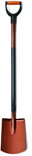 Fiskars 131401 Spaten ErgoPlus rund 125 cm