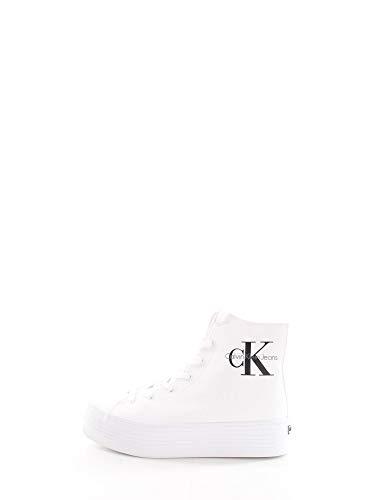 Calvin Klein Jeans Zabrina - Zapatillas de deporte de material...