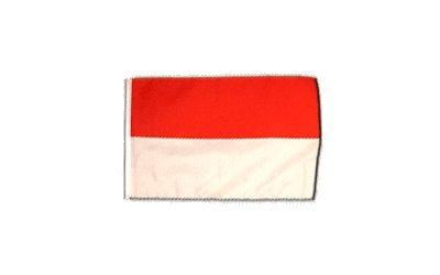 Fahne Flagge Indonesien 30 x 45 cm