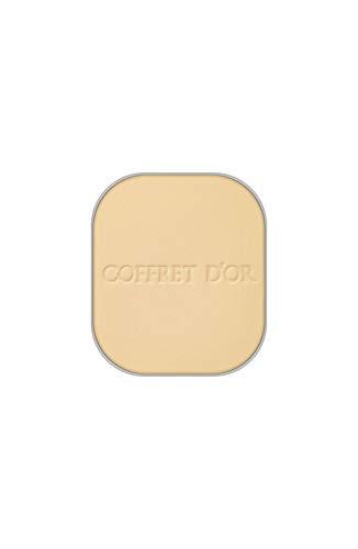 D'Nudi Couvrir Coffret humidité Compact UV Ocre B SPF21 / PA ++ Fond de Teint Poudre