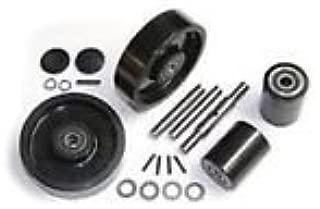 Crown PTH50 Pallet Jack Complete Wheel Kit