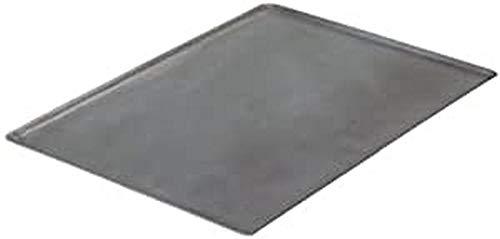 De buyer 5363.6 - Bandeja para horno (acero, bordes oblicuos)