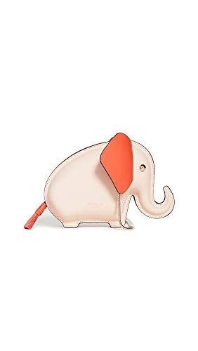 Kate Spade New York Women's Tiny Elephant Crossbody Bag, Tamarillo, Orange,...