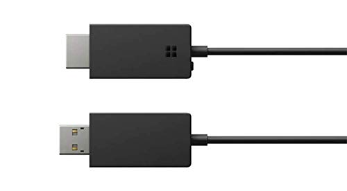 Microsoft Wireless Display Adapter - V2 - Wireless Video-/Audio-Erweiterung - bis zu 7 m