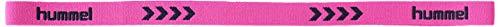 [ヒュンメル] ヘアバンド ワイドヘアゴム メンズ S.ピンク×ネイビー (2470) 日本 フリーサイズ (FREE サイズ)