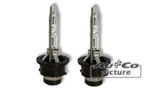 Lampe Xénon D4S / 6000 K (kelvin)