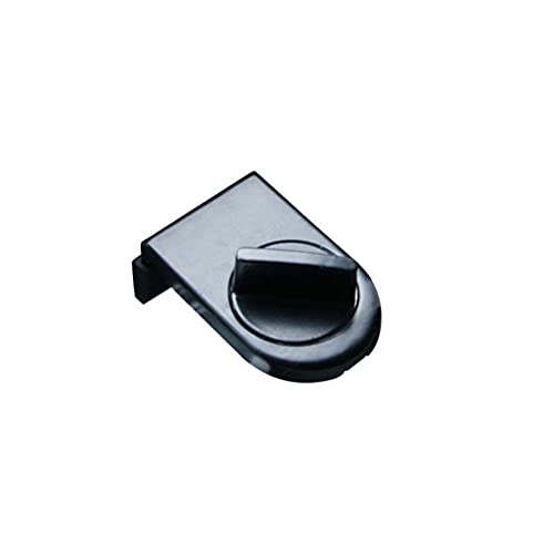 WYBFZTT-188 Adjustable Slide Band Stop Cabinet Latch Bands Door Window Latch Rubber Covered Wedge Security Anti-theft Lock Safety Doors Lock (Color : A, Size : As the picture shows)