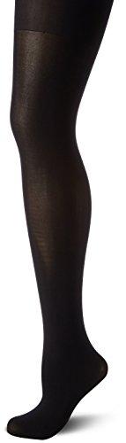 Ulla Popken Große Größen Damen Strumpfhose, Push Up, 50 Den, Schwarz (Schwarz 10), XXX-Large (Herstellergröße: 52+)