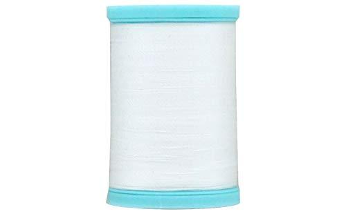 Coats S992-0100 Eloflex Stretch Thread 225yd-White