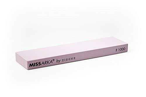 Zische Missarka Ultra | Schleifstein FEPA 1000 (JIS 3000) | Extra feiner Schliff für Messer und Werkzeuge