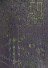 (Custom Reprint) Yearbook: 1959 Warren Easton High School - Eagle Yearbook (New Orleans, LA)